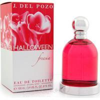 Halloween Freesia De Jesus Del Pozo Eau De Toilette Feminino 100 Ml