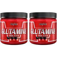 Kit 2X Glutamine 300G Integral Medica - Unissex