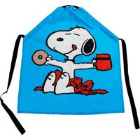 Avental Canvas Snoopy 75 X 60 Cm