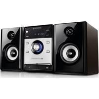 Mini System Mondial Sound Star Ms-03 50W Rms Cd Dvd Rádio Am/Fm Entrada Usb – Bivolt