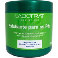 Esfoliante Para Os Pã©S 500G Alecrim Labotrat - Verde - Masculino - Dafiti