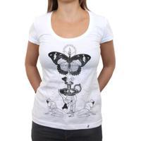 868776638b El Cabriton  Estampa 2 - Camiseta Clássica Feminina