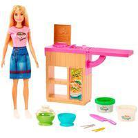 Barbie Playset Máquina De Macarráo – Mattel