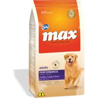 Ração Para Cães Max Professional Line Performance Adultos Sabor Cordeiro, Frango E Arroz 2Kg