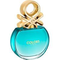 Perfume Colors Blue Edt Feminino 50Ml Benetton - Feminino-Incolor