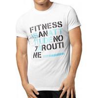 Camiseta Reebok Slim Fitness Crossfit Gt Atittude Masculina - Masculino