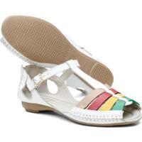 Tamanco Top Franca Shoes Babuche Feminino - Feminino