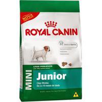 Ração Royal Canin Mini Junior 1Kg