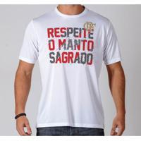 Netshoes  Camiseta Braziline Manga Curta Flamengo Fast Masculina - Masculino d42c97182199c