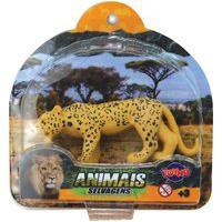 Brinquedo Miniatura Animais Da Selva Toyng Onça 43834