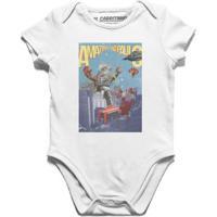 Yoshipi Battles The Bird Robots - Body Infantil