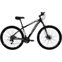 Bicicleta South Legend Aro 29 Alumínio Freio A Disco 21 Marchas Garfo Suspensão - Unissex