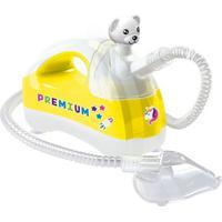 Inalador Nebulizador Ultrassônico Pulmosonic Star Premium - Amarelo - Ursinho - Soniclear
