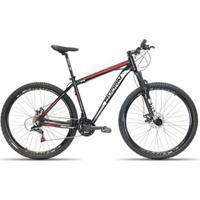 Bicicleta Aro 29 Byorn 21 Velocidades Kit Shimano Freio Hidraulico - Unissex