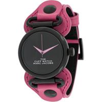 Marc Jacobs Watches Relógio The Cuff - Rosa
