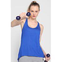 Regata Colcci Fitness Logo Azul