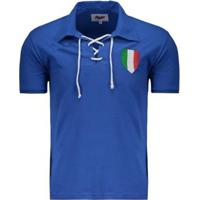 Camisa Retrô Itália 1940 Masculina - Masculino