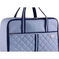Mala Classic Momole Bolsas Azul