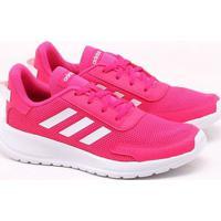 Tênis Adidas Infantil Tensaur Run K Rosa