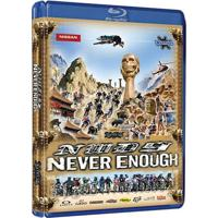 Dvd Blu-Ray Nwd 9 Never Enough - Video Action