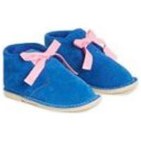 Sapato Bb Adelita Azul Mexico - 16