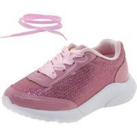 Tênis Infantil Sport Confort Ortopé - 22640022 Rosa 28