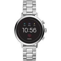 Smartwatch Fossil Generation 4 Unissex - Unissex-Prata