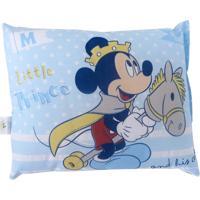 Travesseiro Minasrey Disney Mickey Azul