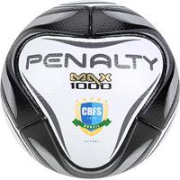 8f33145342 Netshoes  Bola De Futsal Penalty Max 1000 All Black - Edição Limitada -  Unissex