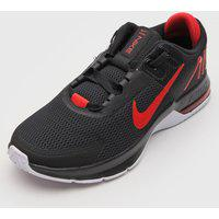 Tênis Nike Air Max Alpha Trainer 4 Preto/Vermelho