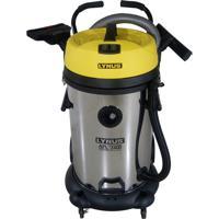 Aspirador De Pó E Água Lynus Apl-2400 2400W Amarelo Metálico