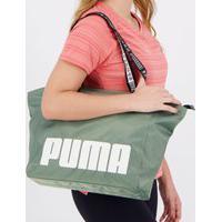 Bolsa Puma Prime Street Shopper Verde