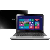 "Notebook Acer E1-471-6811 Intel Core I3 - 2328M - Ram 4Gb - Hd 500Gb - 14"" Windows 8"