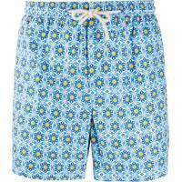 Peninsula Swimwear Short De Natação Ischia M2 - Azul