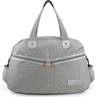 Bolsa Jacki Design De Viagem Be You - Unissex-Cinza Claro