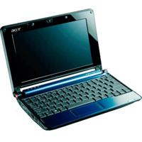 "Netbook Acer Aod250-1064 - Intel Aton Dual Core - Ram 2Gb - Hd 160Gb - Led 10.1"" - Windows Xp"