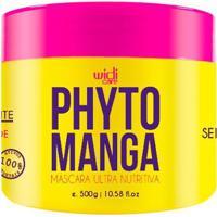 Máscara Widi Care Phytomanga De Nutrição 500G - Unissex-Incolor