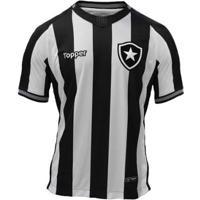 Camisa Topper Botafogo Oficial I 2018 Masculina - Masculino