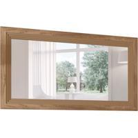 Espelho Decorativo Leslie 65 X 120 Cm Carvalho