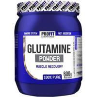 Glutamina Powder Profit - 600G - Unissex
