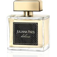 Perfume Juliana Paes Deluxe Feminino Deo Parfum 100Ml - Feminino-Incolor