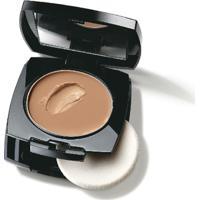 Base Compacta 3 Em 1 Avon Ideal Face Fps 15 9G - Marrom Claro - Feminino