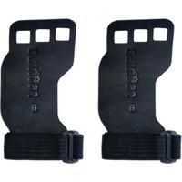 Hand Grip Pro Protetor De Mãos Para Pull Up Par 3 Dedos - Unissex