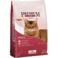 Ração Royal Canin Premium Cat Para Gatos Adultos Castrados 1Kg