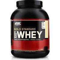 3b3014069 Netshoes  Whey Protein 100% Gold Standard - 2270G Rocky Road - Optimum  Nutrition - Unissex