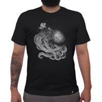 Contato - Camiseta Clássica Masculina