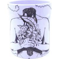 Caneca Bad Rose Personagem Autoral - Br1656 - No Love