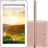 Tablet Multilaser M7 8Gb Wi-Fi Nb286 Rose Gold