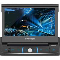 Dvd Player Automotivo, Pósitron, Dvd Sp6320 Bt, Preto