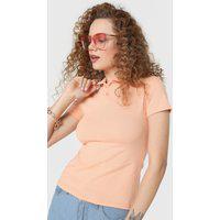 Camisa Polo Malwee Lisa Coral